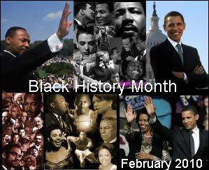 Black History Month, 