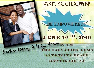 Youth Empowerment Weekend, 
